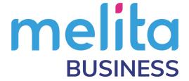 Melita Business Logo