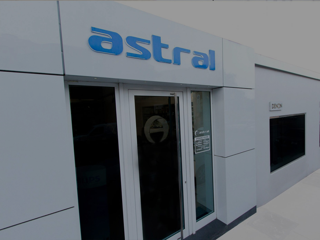 Astral - Testimonial